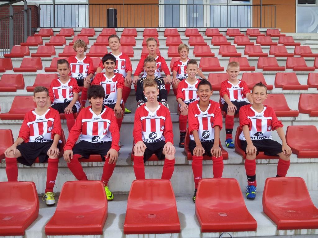 ArnhemseBoys D1 seizoen 2013 -2014