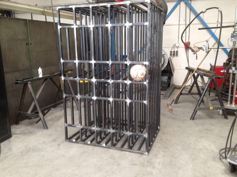Ballenhok in aanbouw ArnhemseBoys