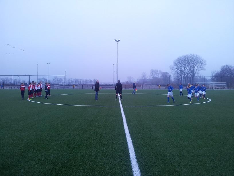 Arnhemse Boys D1 - OBW D1