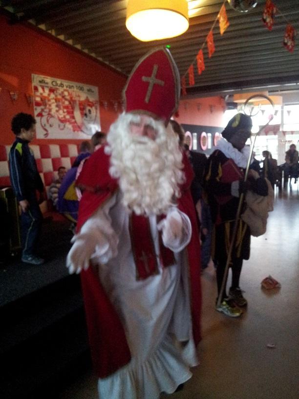 Sinterklaas 2013 - 1
