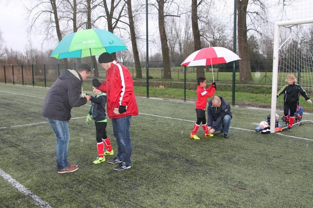 Arnhemse Boys F3 - OSC F3