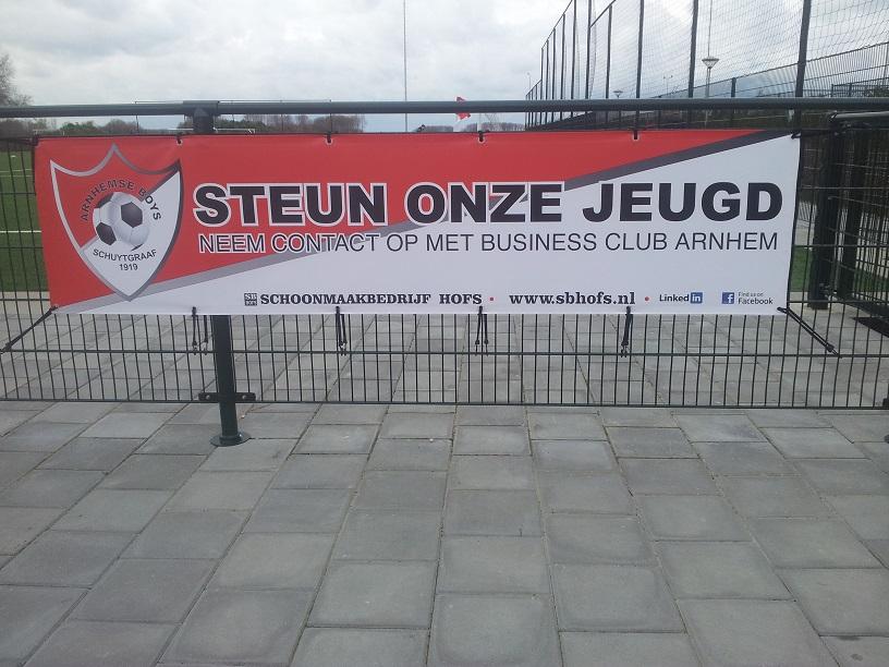 Steun onze Jeugd Arnhemse Boys