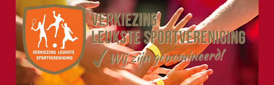 Verkiezing Leukste Sportvereniging