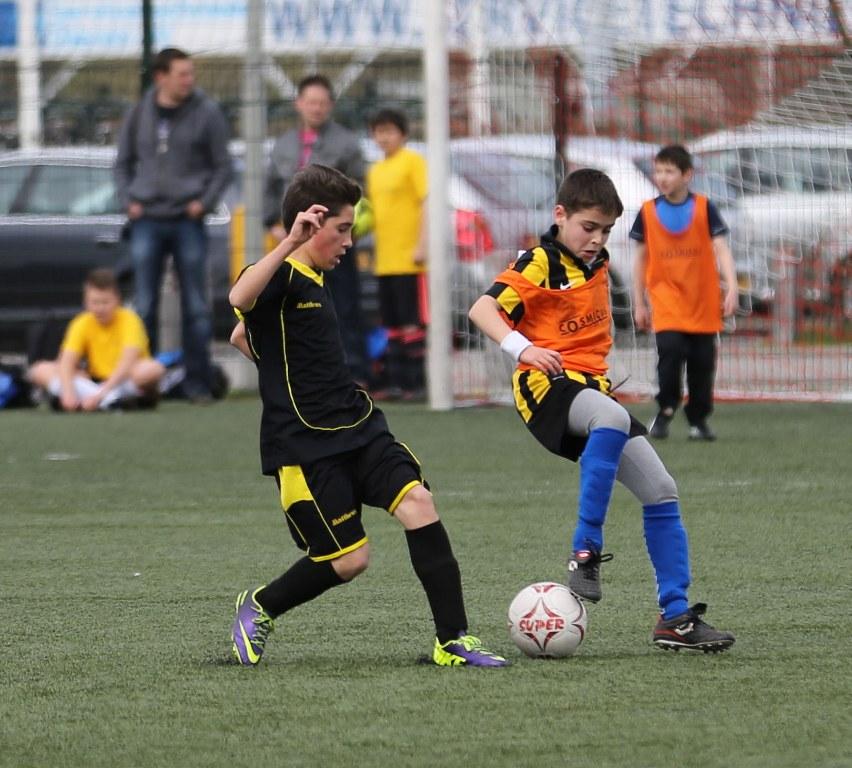 Schoolvoetbal 2014