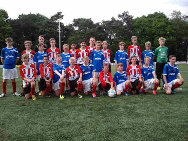 ArnhemseBoys D1 - FC Portsmouth D1
