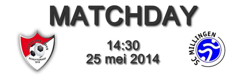 MatchDay Selectie