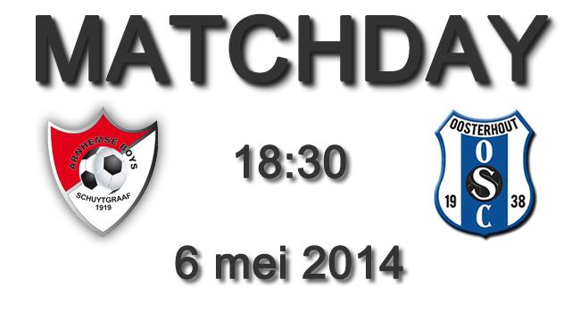 Matchday 06052014