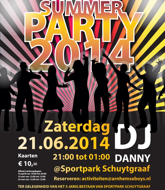 Summerparty 2014