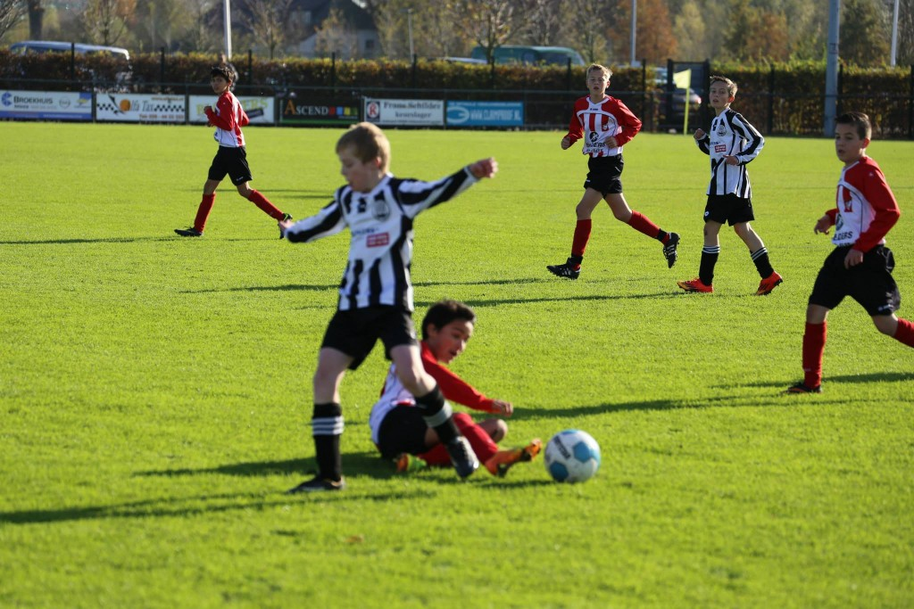 Arnhemse Boys D1 - Eldenia D2 1-1 a