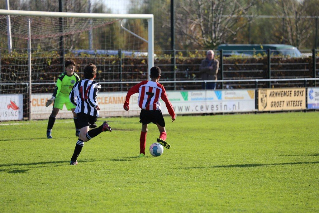 Arnhemse Boys D1 - Eldenia D2 1-1 b