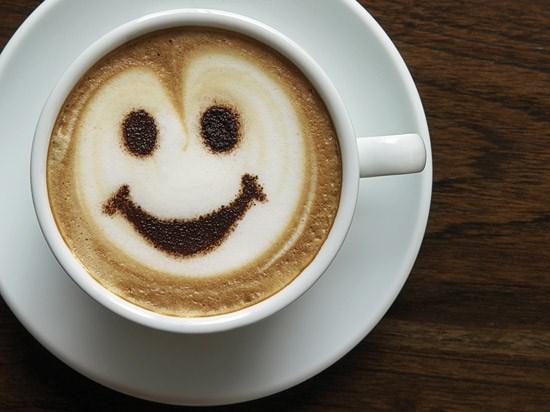 Warme-koffie
