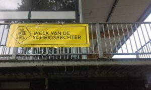 week van de scheidsrechter - Arnhemse Boys Schuytgraaf   Arnhem