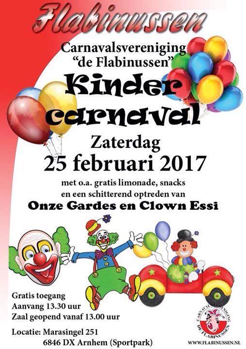 kindercarnaval 2017