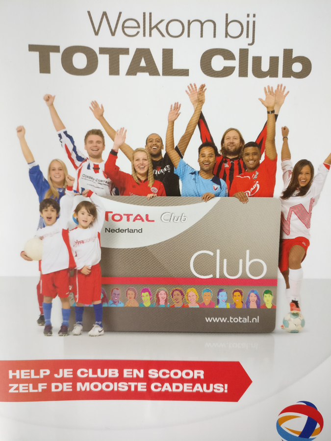 TOTAL Clubcard - Arnhemse Boys Schutgraaf
