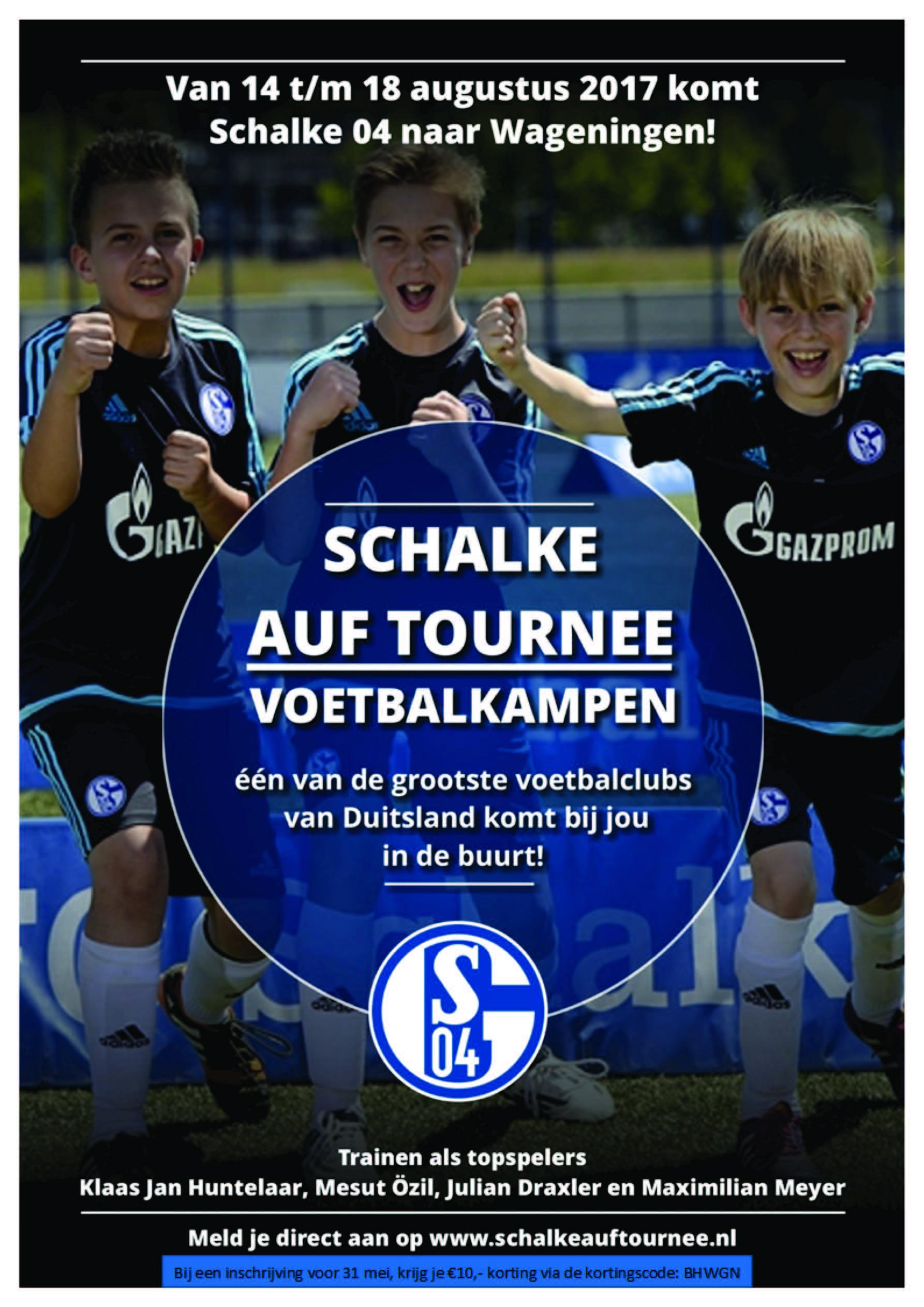 Schalke 04-Wageningen