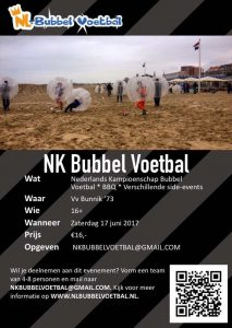 NK Bubbel Voetbal