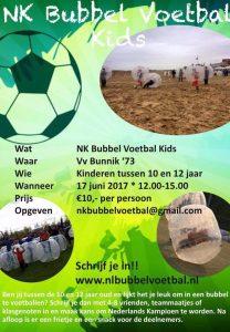 NK Bubbel Voetbal Kids