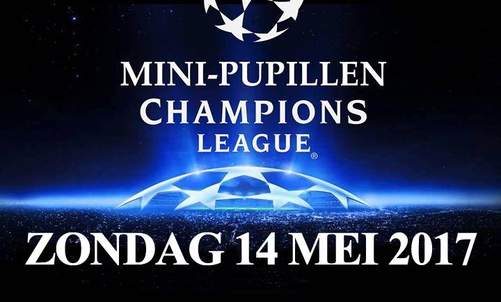 Champions league finale mini's