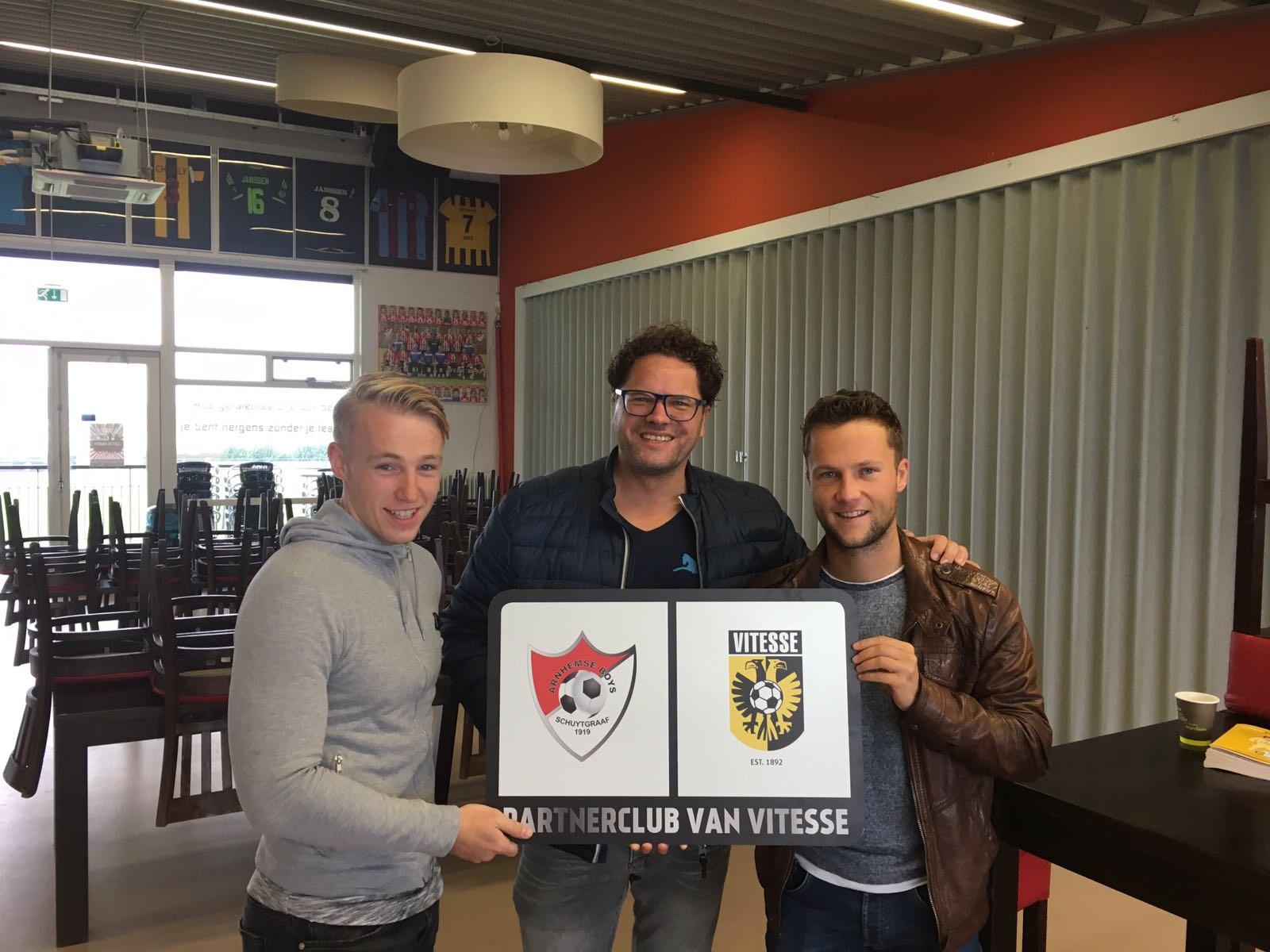 Arnhemse Boys Schuytgraaf - Partnerclub van Vitesse