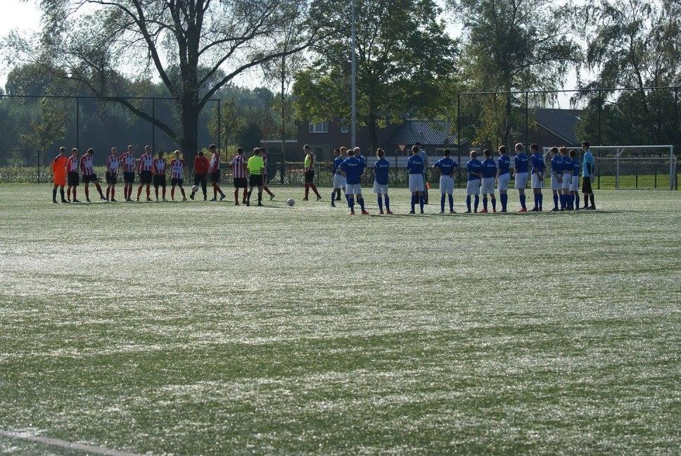 Arnhemse Boys Schuytgraaf JO17-1 - SKV JO17-2