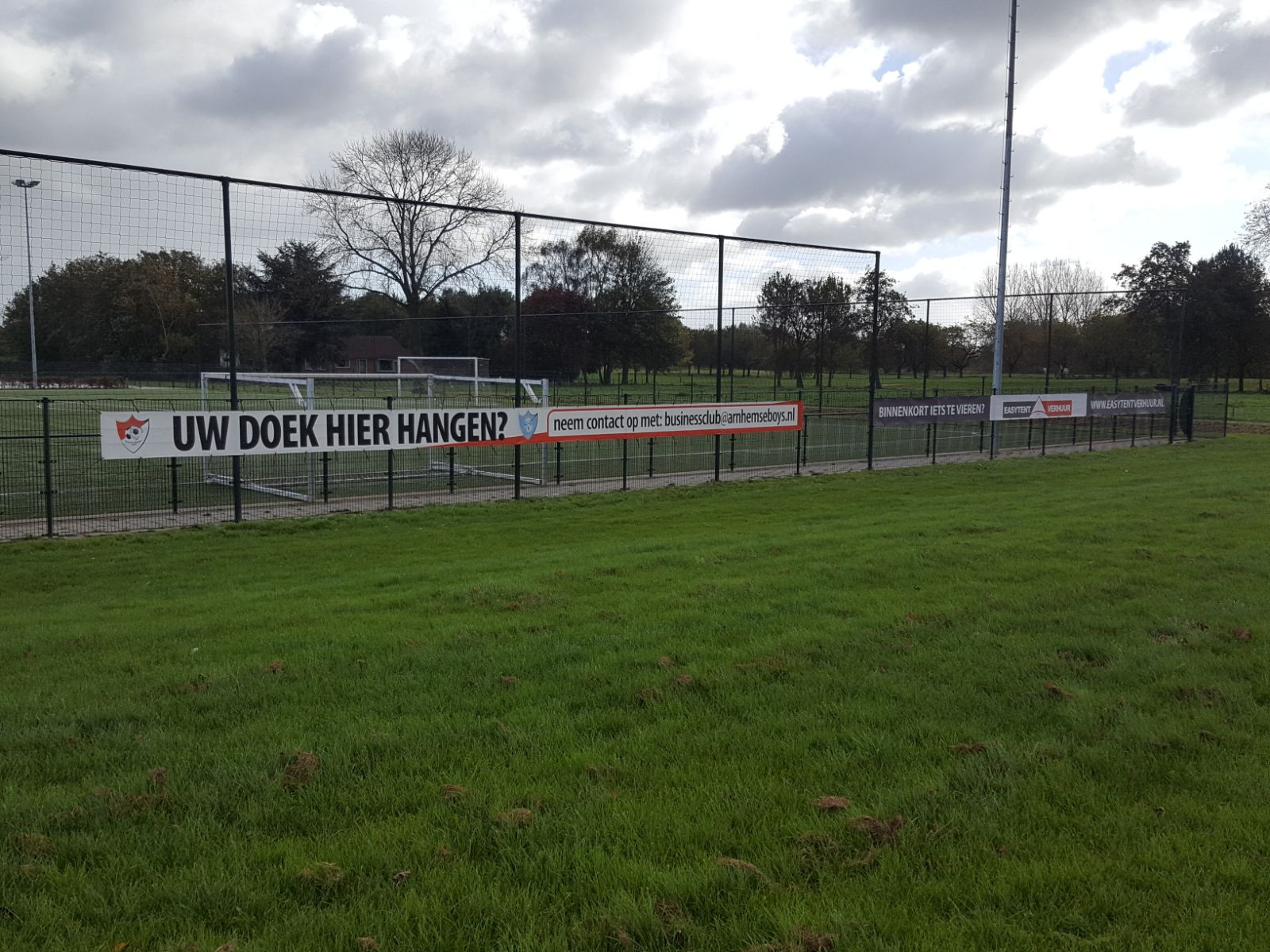 Banner BCA Arnhemse Boys Schuytgraaf