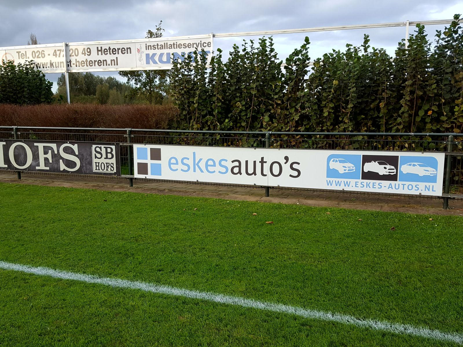 Arnhemse Boys Schuytgraaf | Eskes Auto's