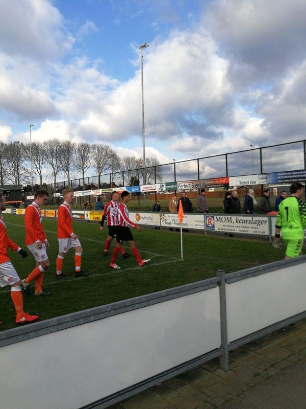 SV Angeren 1 vs Arnhemse Boys Schuytgraaf 1