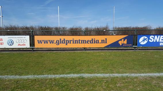 Bordsponsor Promosign -Gld Printmedia
