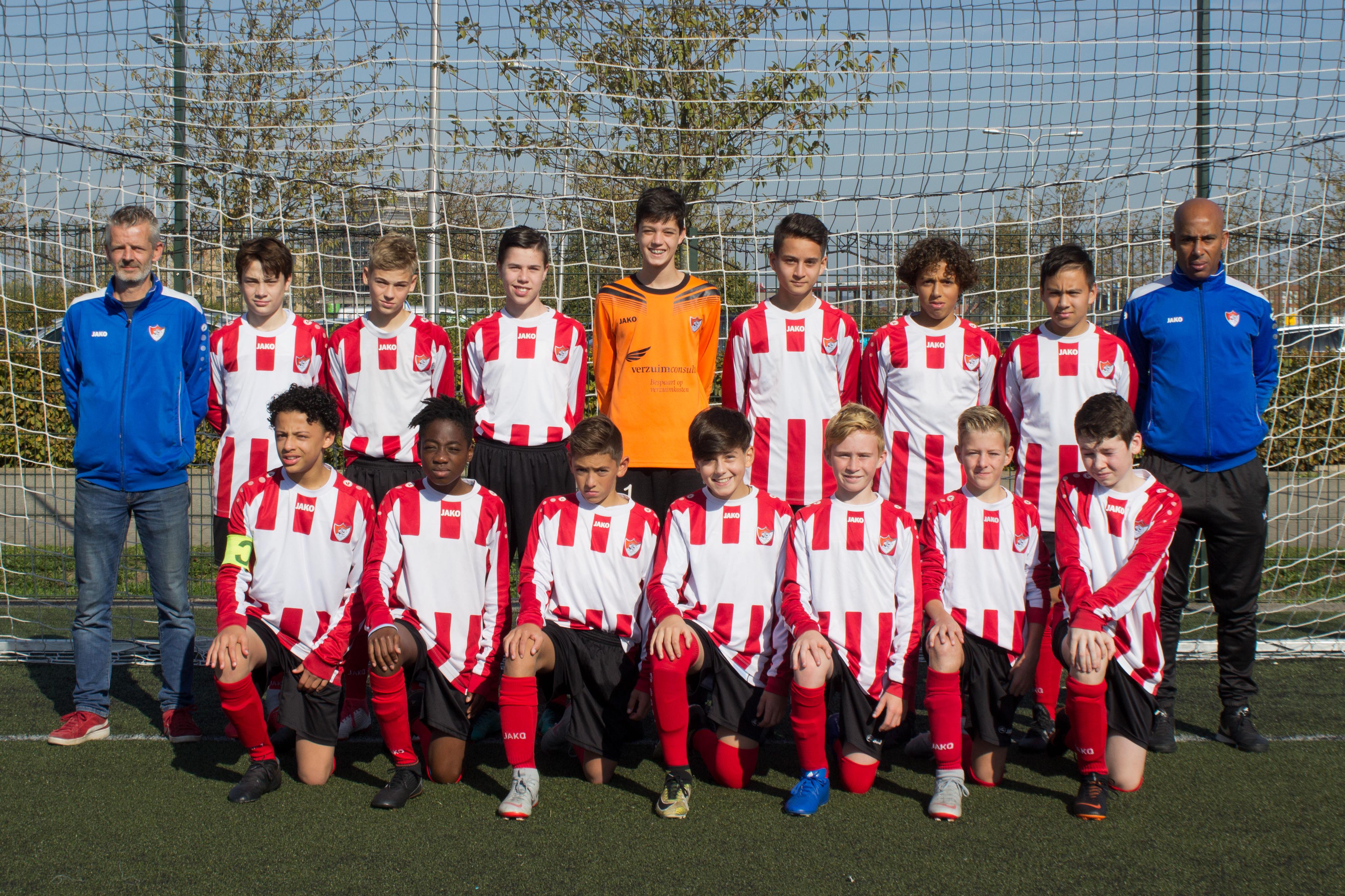 Arnhemse Boys Schuytgraaf JO14-1