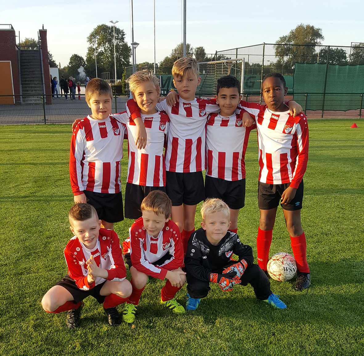 Arnhemse Boys Schuytgraaf JO10-7 seizoen 2018-2019