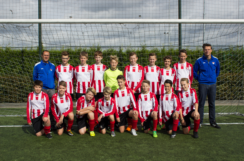 Arnhemse Boys Schuytgraaf JO14-2 seizoen 2018-2019
