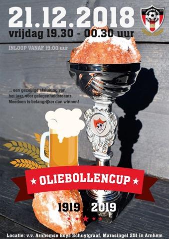 Arnhemse Boys Schuytgraaf Oliebollencup 2018