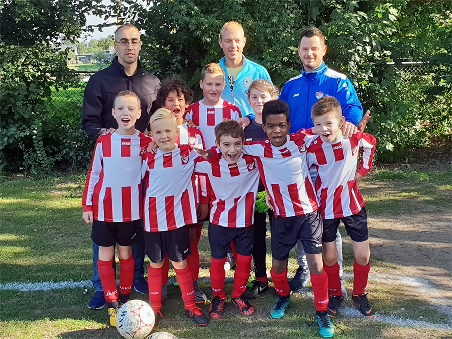 Arnhemse Boys Schuytgraaf JO10-3 seizoen 2018-2019