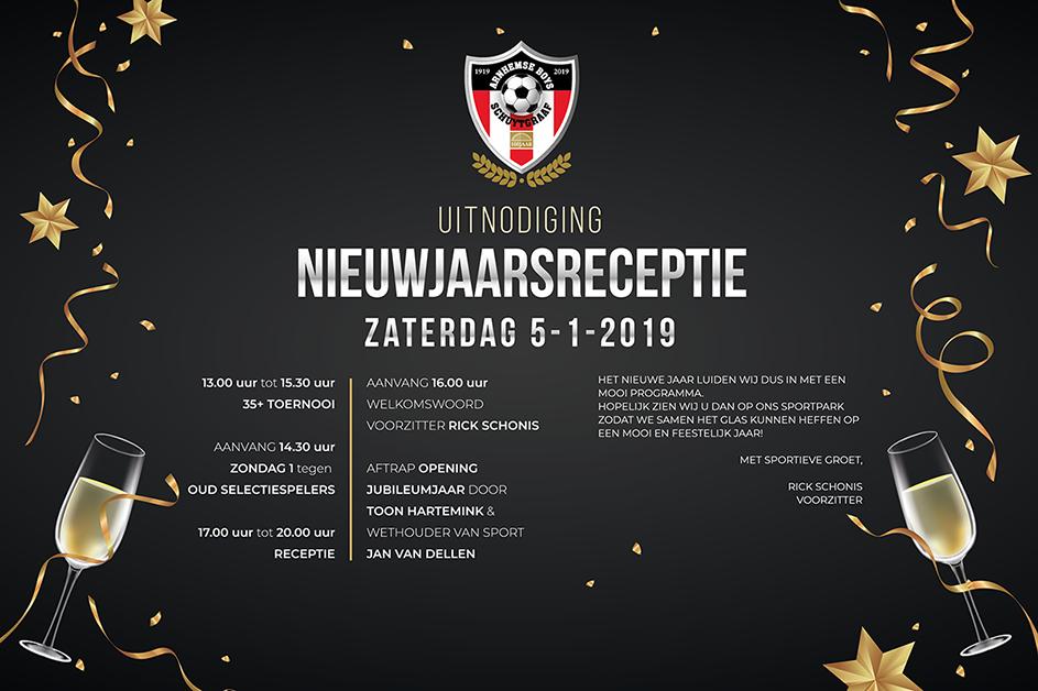 Nieuwjaarsreceptie Arnhemse Boys Schuytgraaf fb