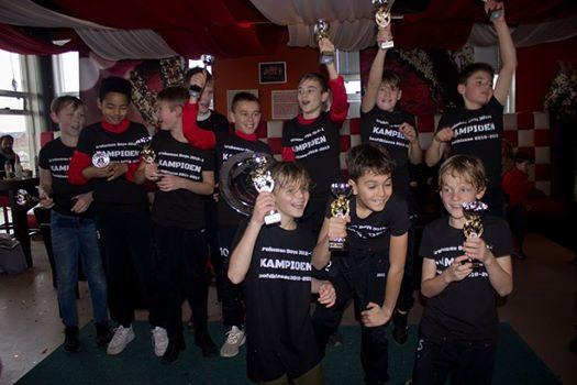 Arnhemse Boys Schuytgraaf JO12-1 Kampioen