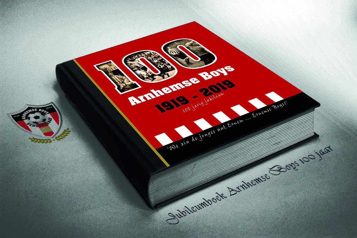 Jubileumboek 100 jaar Arnhemse Boys Schuytgraaf