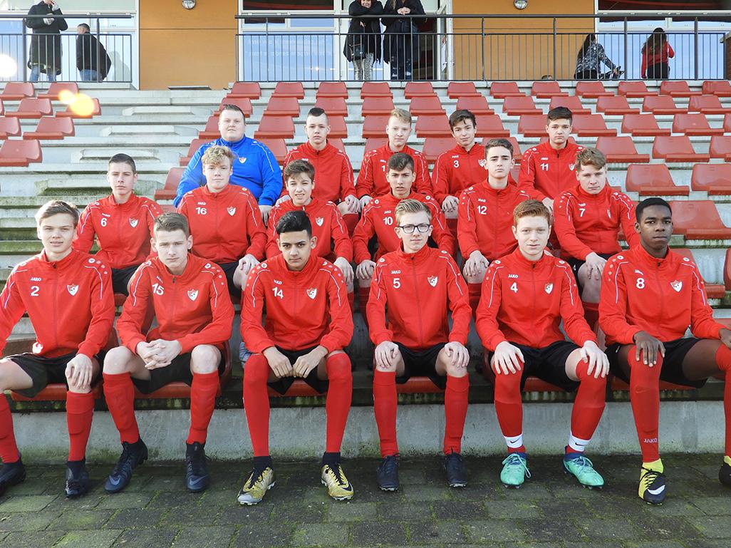 JO17-1 Arnhemse Boys Schuytgraaf - Seizoen 2018-2019